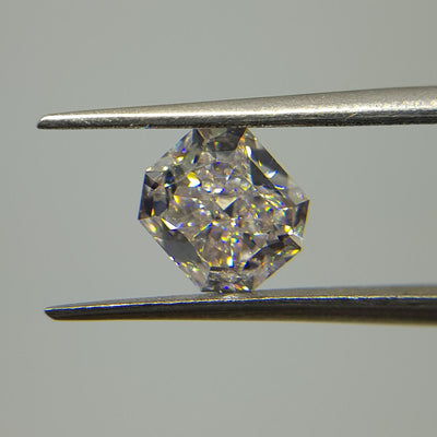 1.45 Carat RADIANT Shape PINK Color Diamond - VMK Diamonds