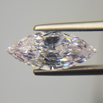 2.42 Carat MARQUISE Shape PINK Color Diamond