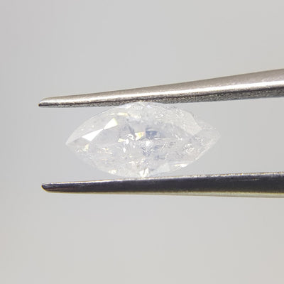 1.01 Carat MARQUISE Shape WHITE Color Diamond