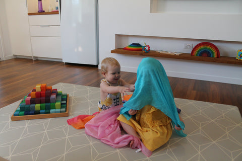 Sarah's Silks Playsilks - Little Toy Tribe