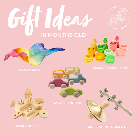 Gift Ideas for 18 month old