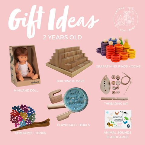 Gift ideas for 2 year old