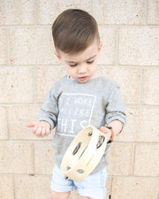Baby Noise _ Tambourine at Play _ Little Toy Tribe