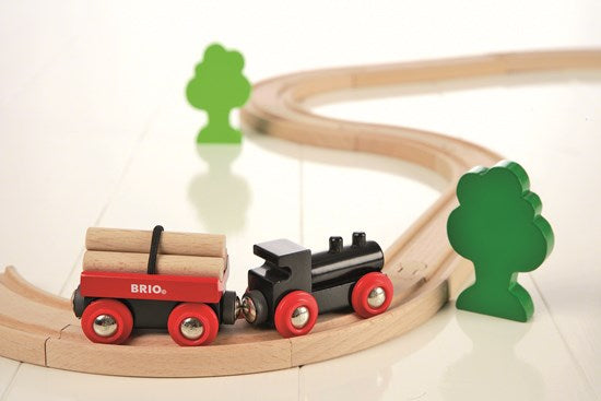 Brio Little Forrest Train Set - Styled _ Little Toy Tribe