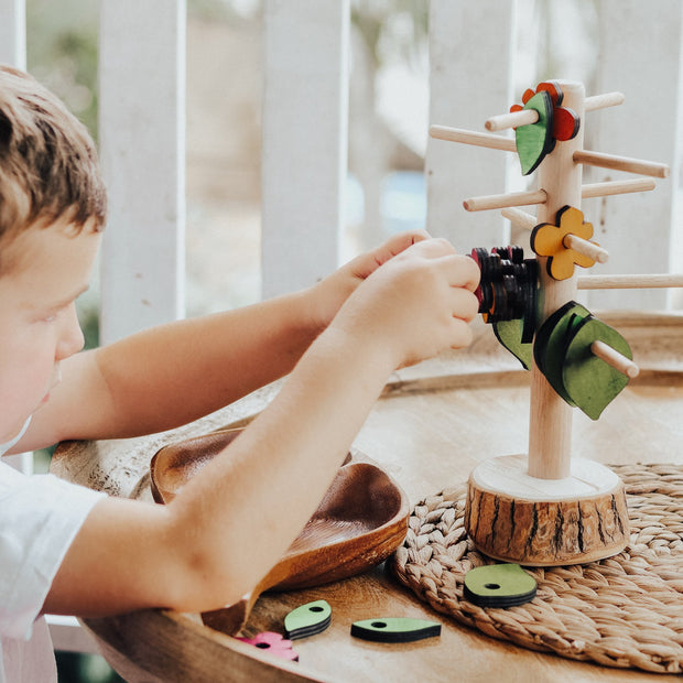 Build a Tree Kit Let Them Play Toys Little Toy Tribe