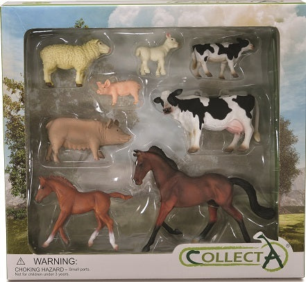 CollectA Farm Animal Set