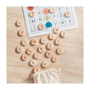 Elle Collective _ AlphaDots on Printable with Bag _ Little Toy Tribe
