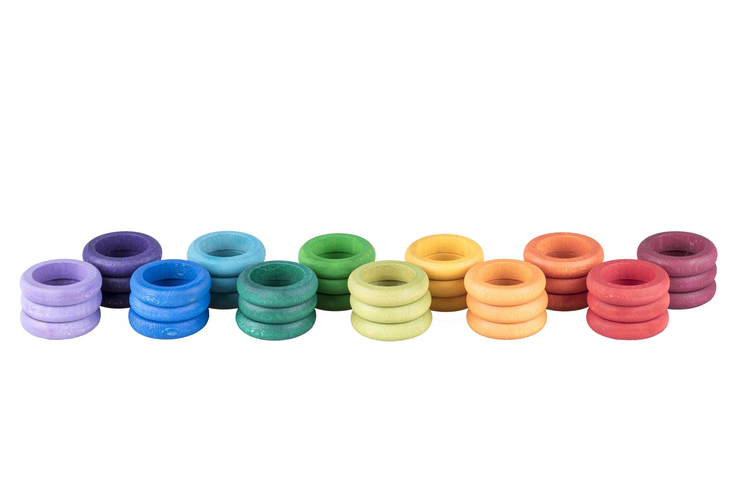 Grapat 36 Rings in 12 Colours