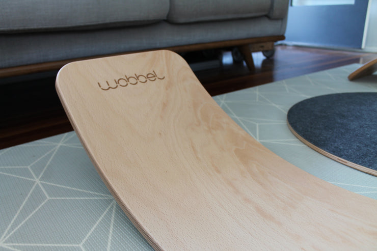 Wobbel Board Lacquered - little toy tribe