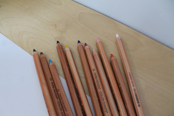 Lyra pencils little toy tribe