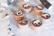 Playdough Stampers -  Wild Animal