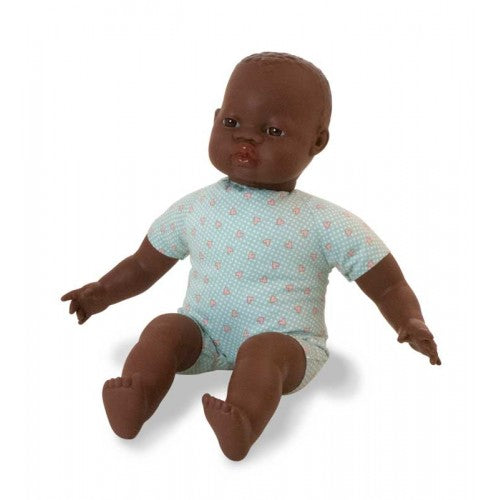 Miniland Soft Bodied Doll - African 40 cm Little Toy Tribe