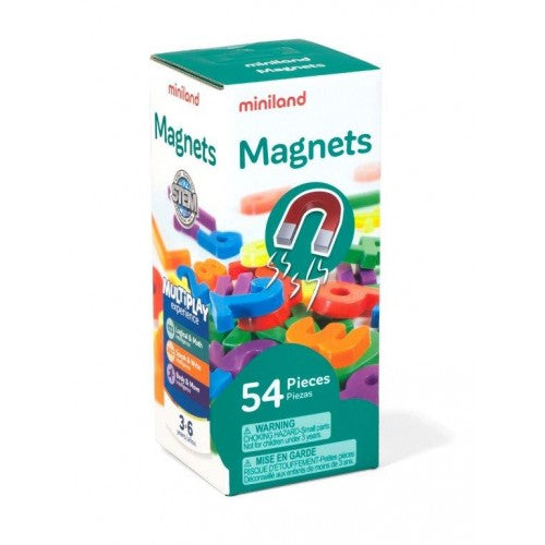 Miniland Aptitude - Magnetic Numbers 54 pcs