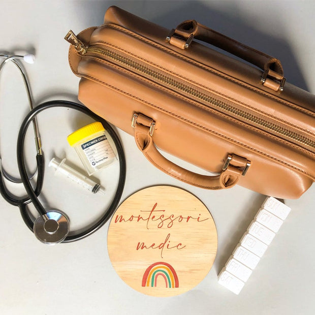 Montessori Medic Doctor's Bag