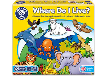 Orchard Game -Where Do I Live? - Little Toy Tribe