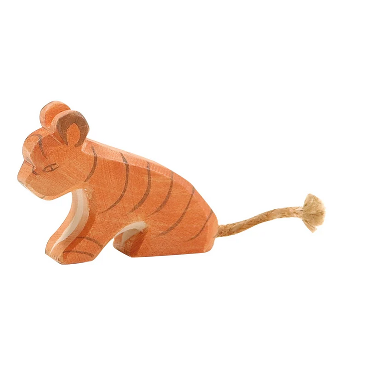 Ostheimer Small Tiger Sitting