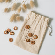 Mini Eco Bag - DIY Tic Tac Toe