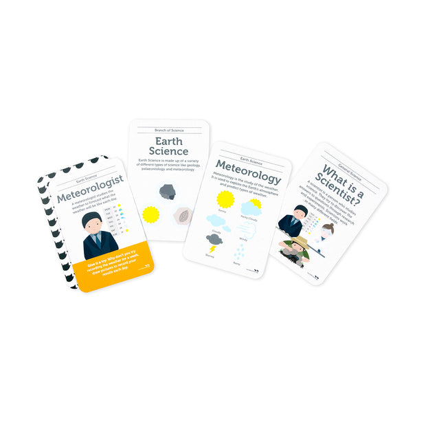 Science Flash Cards
