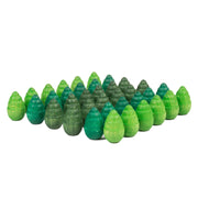 Grapat Mandala Green Trees Little Toy Tribe