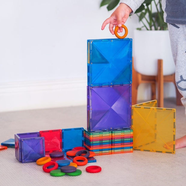 Connetix Tiles 62 Piece Set