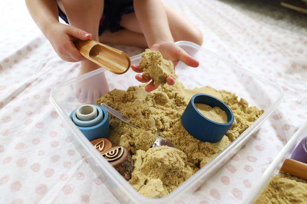 Calming Sand and Flower Kit
