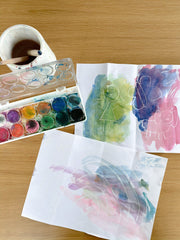 Micador Watercolour Palette 12 Disks