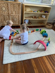 BRIO Train Tracks 50 Pieces