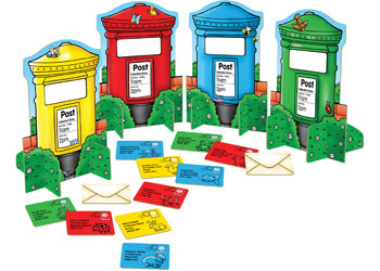 Orchard Game - Post Box