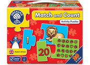 Orchard Jigsaw - Match And Count - Little Toy tribe