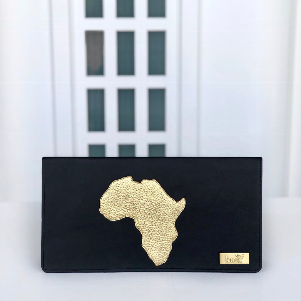 Africa Bozoma Clutch Bag