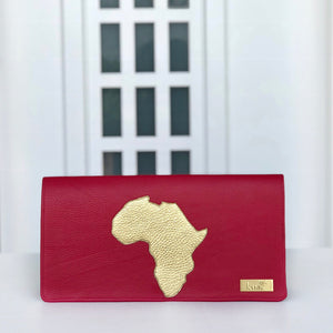 Africa Amavi Clutch Bag