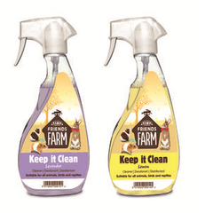 Small Animals - Cleaning & Odour Control