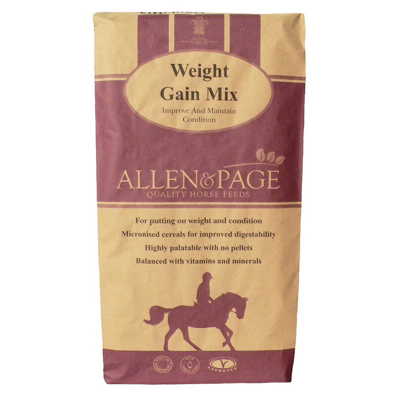 Allen & Page Weight Gain Mix 20kg