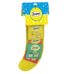 Dreamies Christmas Cat Treat Stocking