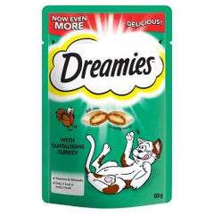 Dreamies Turkey 60g