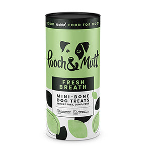 Pooch & Mutt Fresh Breath Dog Treats 125g