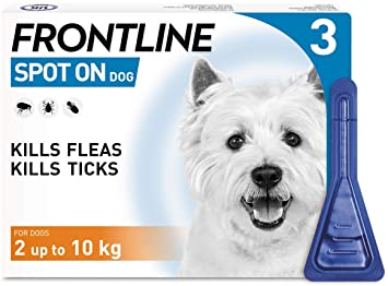 Frontline Spot On Small Dog (2-10kg)