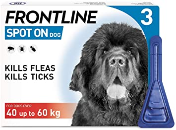 Frontline Spot On Extra Large Dog (40kg-60kg)