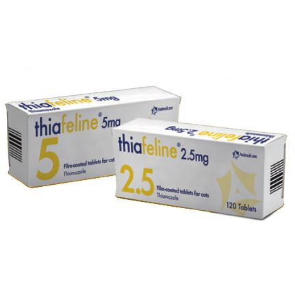 Thiafeline Tablets for Cats