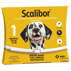 Scalibor Collar 1.0g for Large Dogs