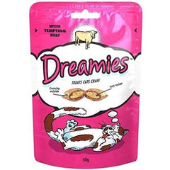 Dreamies Beef 60g