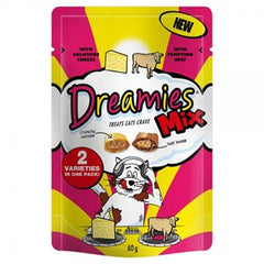Dreamies Beef & Cheese Mix 60g