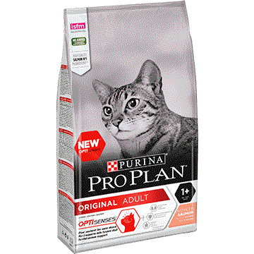 Pro Plan Cat Adult Original with Salmon