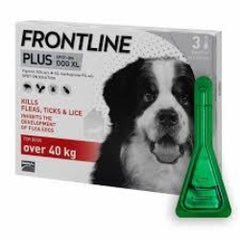 Frontline Plus Spot On X-Large Dog >40kg