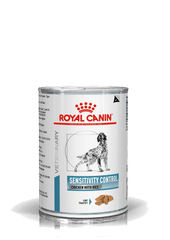 Royal Canin Sensitivity Control Canine Wet Tins Chicken
