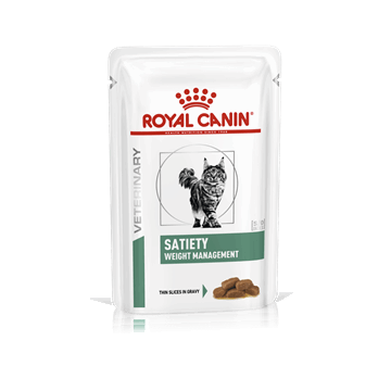 Royal Canin Satiety Feline Wet Pouches
