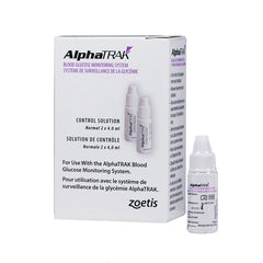 Alphatrak 2 Glucometer Control Solution