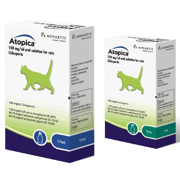Atopica Solution for Dogs & Cats