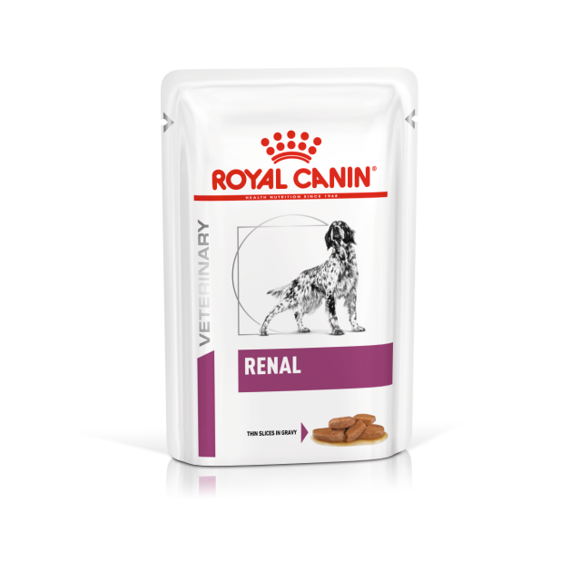 Royal Canin Renal Canine Wet Pouch