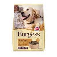 Burgess Sensitive Adult Turkey & Rice